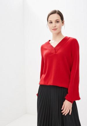 Пуловер Akhmadullina Dreams MP002XW18VTE. Цвет: красный