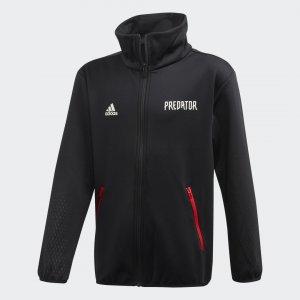Олимпийка Predator Performance adidas. Цвет: красный