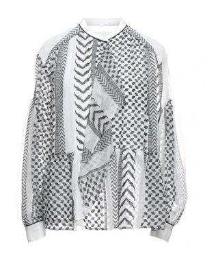 Блузка LALA BERLIN. Цвет: белый