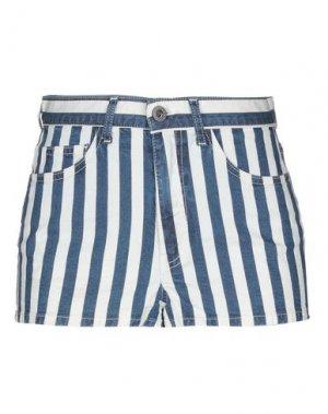 Джинсовые шорты MACCHIA J. Цвет: синий