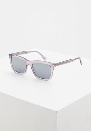 Очки солнцезащитные Jimmy Choo TIP/G/S KB7. Цвет: серый