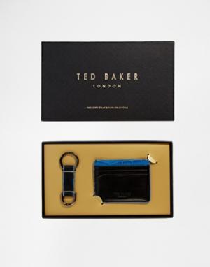 Визитница и кольцо для ключей Phasos Ted Baker