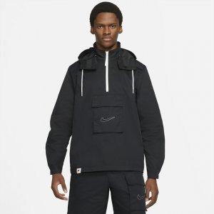 Мужской анорак без подкладки Sportswear - Черный Nike