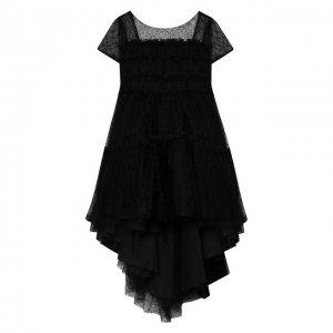 Платье Aletta. Цвет: чёрный