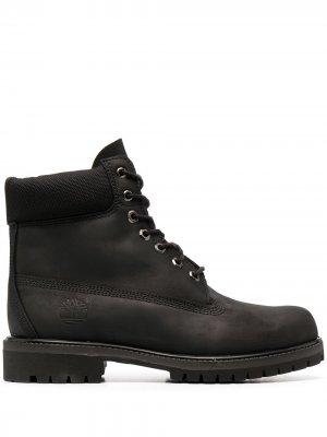 Padded-ankle boots Timberland. Цвет: черный