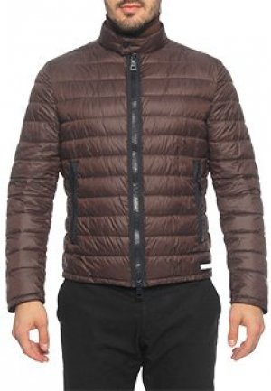 Куртка NIPAL. Цвет: коричневый