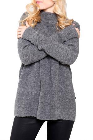 Sweater BIG STAR. Цвет: gray