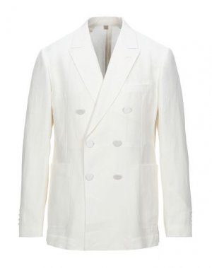 Пиджак BURBERRY. Цвет: белый
