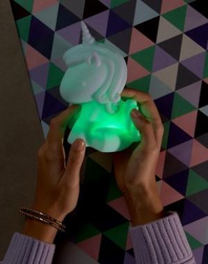 Меняющий цвета светильник в форме единорога Fizz-Мульти Fizz Creations