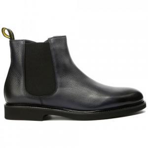 Ботинки Doucal's. Цвет: синий