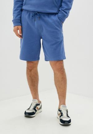 Шорты спортивные Polo Ralph Lauren. Цвет: голубой