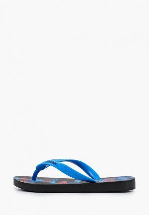 Сланцы Ipanema. Цвет: синий