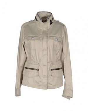 Куртка HOGAN. Цвет: светло-серый