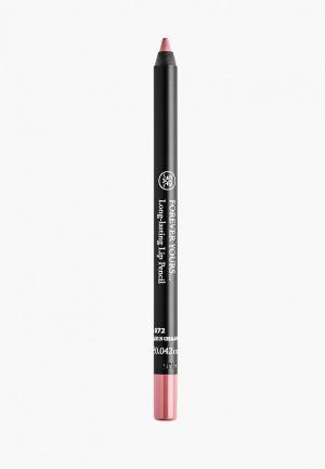 Карандаш для губ Rouge Bunny Long Lasting Lip Pencil. Цвет: розовый