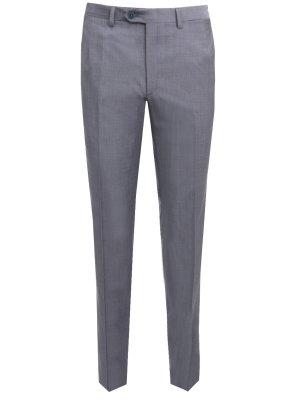 Классические брюки из шерсти BRIONI