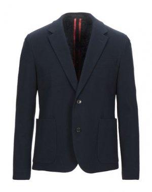 Пиджак PS PAUL SMITH. Цвет: темно-синий