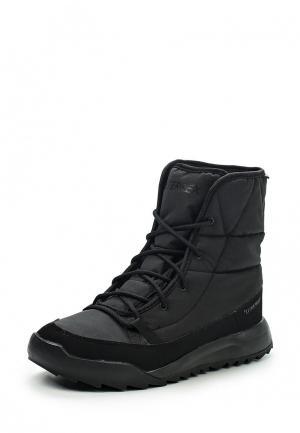 Ботинки трекинговые adidas TERREX CHOLEAH PADDED CP. Цвет: черный