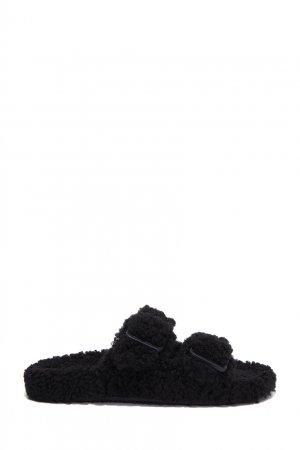 Черные пантолеты Balenciaga. Цвет: черный