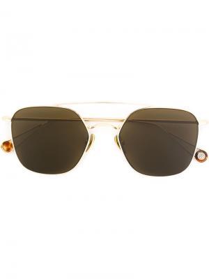 Солнцезащитные очки Concorde Ahlem. Цвет: золотистый
