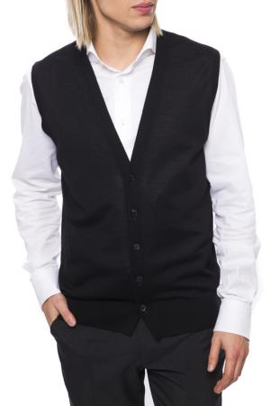 Vest Billionaire. Цвет: black