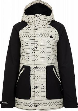Куртка утепленная женская Eastfall, размер 44-46 Burton. Цвет: черный