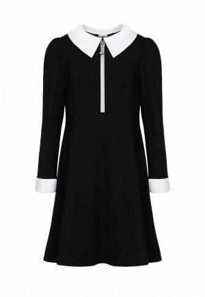 Платье Stylish Amadeo. Цвет: черный