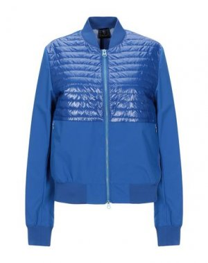 Куртка REFRIGUE. Цвет: ярко-синий