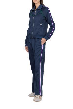 Спортивный костюм Pinko. Цвет: синий