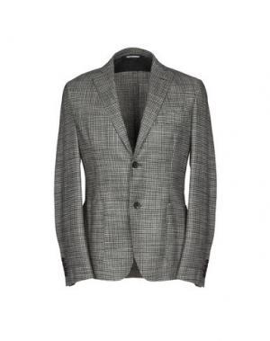 Пиджак 57 T. Цвет: серый