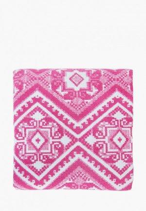 Плед Arloni 205х200 см. Цвет: розовый
