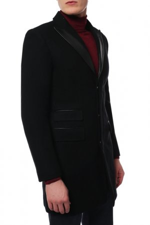 Пальто RICHMOND X. Цвет: черный