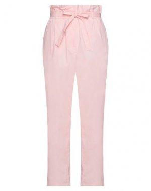 Повседневные брюки ATOS LOMBARDINI. Цвет: розовый