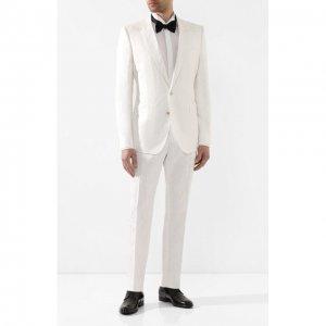 Костюм Dolce & Gabbana. Цвет: белый