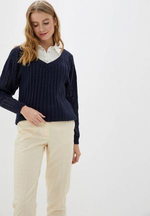 Пуловер Dorothy Perkins. Цвет: синий