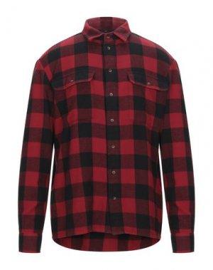 Pубашка CR7 CRISTIANO RONALDO. Цвет: красный