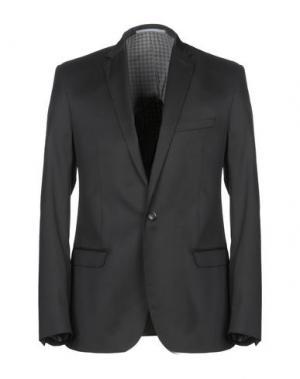 Пиджак BEN SHERMAN. Цвет: черный