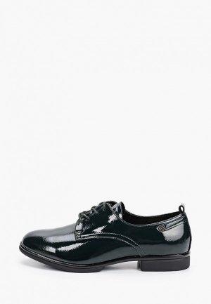 Ботинки Alessio Nesca. Цвет: зеленый