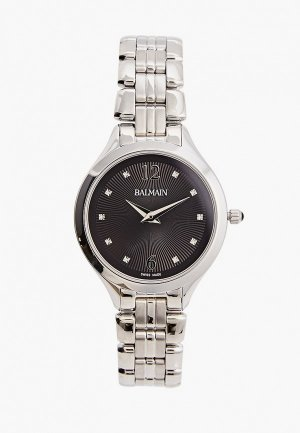 Часы Balmain Maestria Lady Round II. Цвет: серебряный