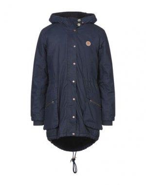 Куртка BENCH.. Цвет: темно-синий