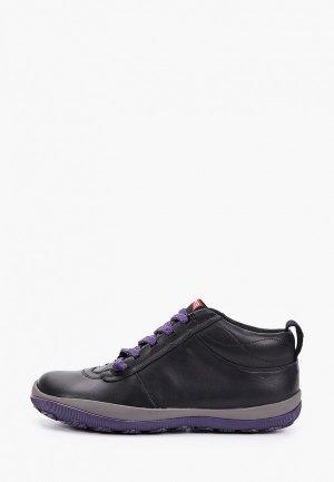Ботинки Camper Peu Pista GM. Цвет: черный