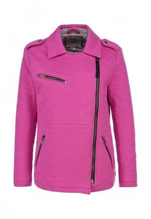Куртка Pepe Jeans. Цвет: розовый