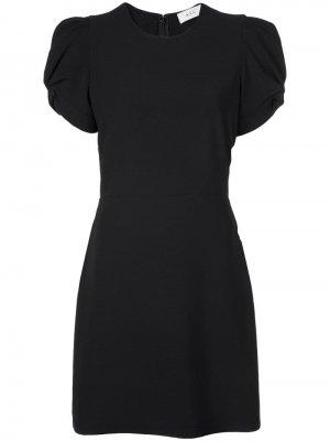 Приталенное платье с короткими рукавами A.L.C.