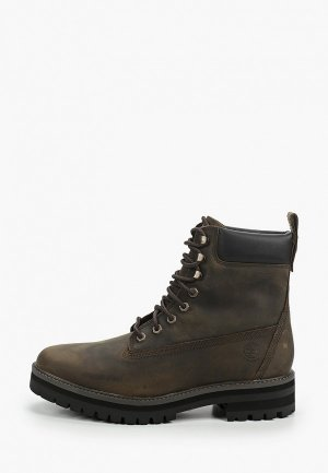 Тимберленды Timberland Courma Guy. Цвет: хаки