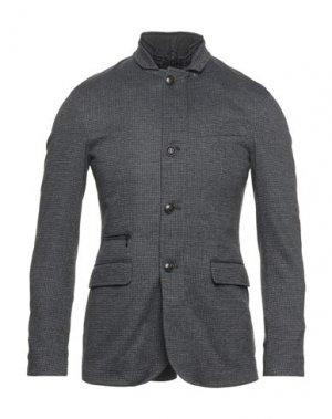 Пиджак LIU •JO MAN. Цвет: свинцово-серый
