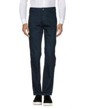 Повседневные брюки ALTAMONT. Цвет: темно-синий