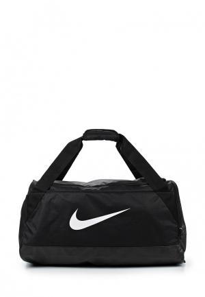 Сумка спортивная Nike Brasilia (Medium) Training Duffel Bag. Цвет: черный