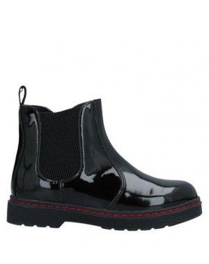 Полусапоги и высокие ботинки COLORS OF CALIFORNIA. Цвет: черный