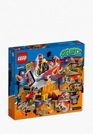 Конструктор LEGO Парк каскадёров. Цвет: разноцветный