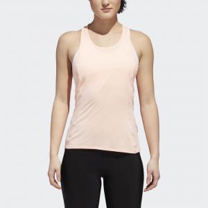 Майка для бега Supernova Performance adidas. Цвет: оранжевый