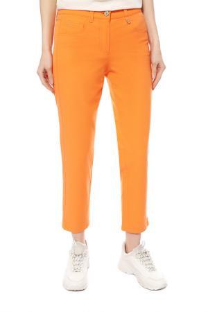 Джинсы Basler. Цвет: оранжевый